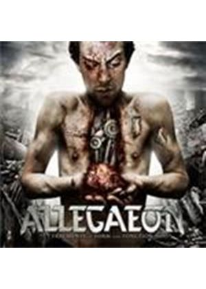 Allegaeon - Fragments Of Form And Function (Music CD)
