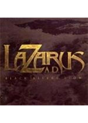 Lazarus AD - Black Rivers Flow (Music CD)