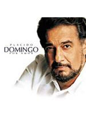 Placido Domingo - Por Amor (Music CD)