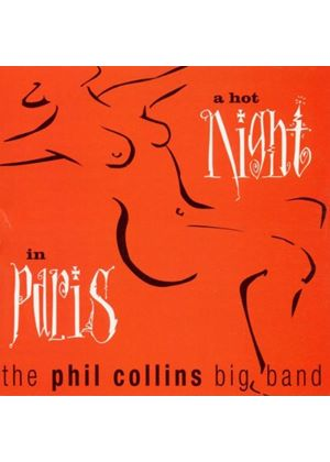 Phil Collins Big Band - A Hot Night In Paris (Music CD)