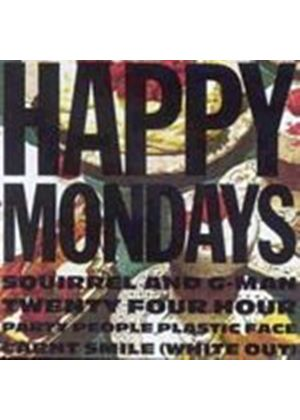 Happy Mondays - Squirrel And G-Man Twenty Four Hour.. (Music CD)