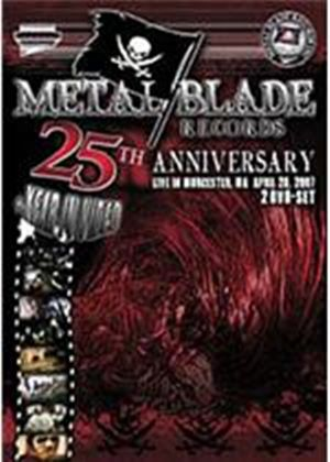 Metal Blade Records - 25Th Anniversary