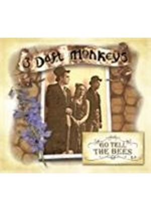 3 Daft Monkeys - Go Tell The Bees EP (Music CD)