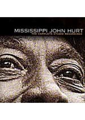Mississippi John Hurt - Complete Studio Recordings (Music CD)