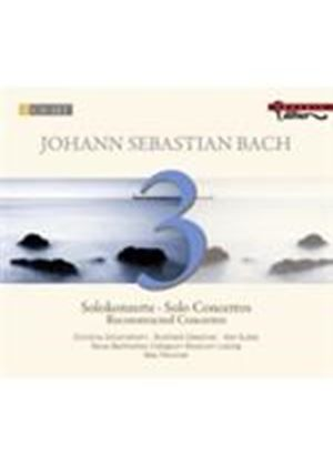 Bach: Reconstructed Concertos (Music CD)