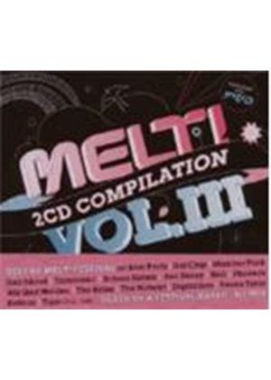 Various Artists - Melt Vol.3 (Music CD)