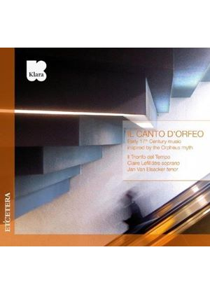 Il Canto D'Orfeo (Music CD)