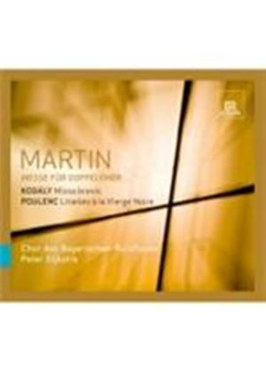 Martin: Mass for Two Part Choruses (Music CD)