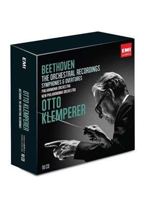 Beethoven: Symphonies & Overtures (Music CD)