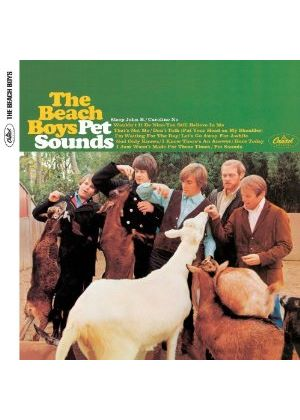 The Beach Boys - Pet Sounds (Music CD)
