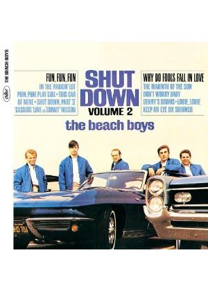 The Beach Boys  - Shut Down, Vol. 2 (Music CD)