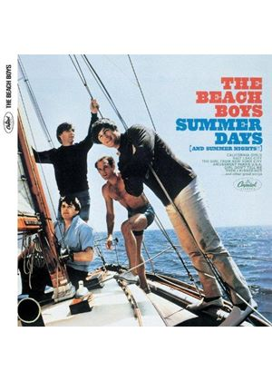 The Beach Boys - Summer Days (And Summer Nights!!) (Music CD)