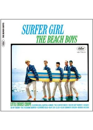 The Beach Boys - Surfer Girl (Music CD)