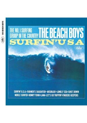 The Beach Boys - Surfin' USA (Music CD)