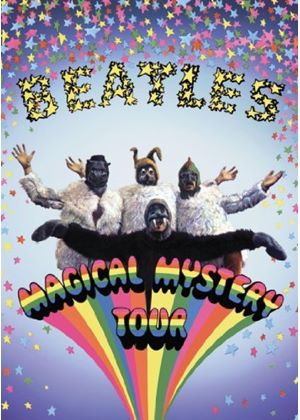 The Beatles - Magical Mystery Tour [DVD] [2012]