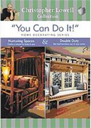 You Can Do It - Home Decorating  Nuturing Spaces And Double Duty