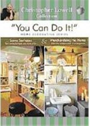 You Can Do It - Savvy Surfaces And Merchandising The Home