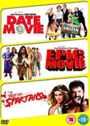 Slap Stick Triple - Meet The Spartans / Epic Movie / Date Movie
