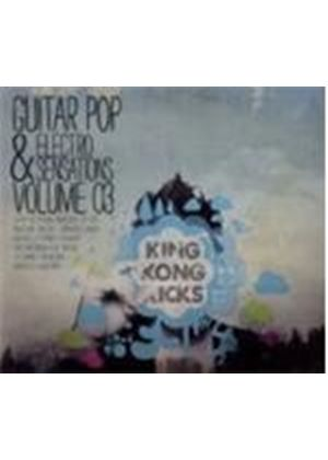 Various Artists - King Kong Kicks Vol.3 (Music CD)