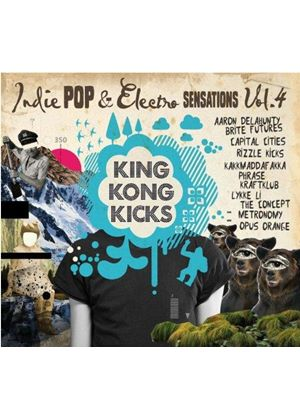 Various Artists - King Kong Kicks, Vol. 4 (Music CD)