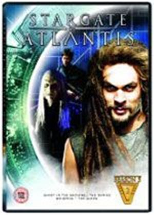 Stargate Atlantis - Season 5 Vol.2