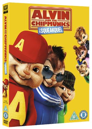 Alvin And The Chipmunks 2 - The Squeakquel