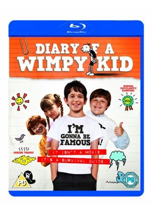 Diary of a Wimpy Kid - Triple Play (Blu-ray + DVD + Digital Copy)