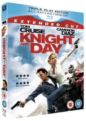 Knight and Day Triple Play (Blu-ray)