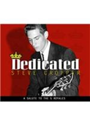Steve Cropper - Dedicated (A Salute to the 5 Royales) (Music CD)