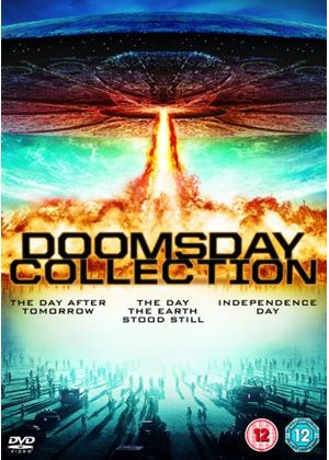 Doomsday Collection (Day After Tomorrow, Day the Earth Stood Still, Independence Day)