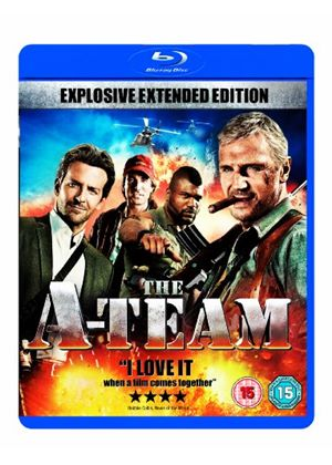The A-Team: Triple Play - Explosive Edition (Blu-Ray)