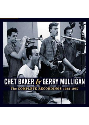 Chet Baker - Complete Recordings 1952-1957 (Music CD)