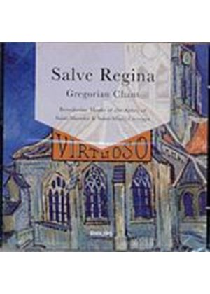 Benedectine Monks Of Clervaux - Salve Regina - Gregorian Chant (Music CD)