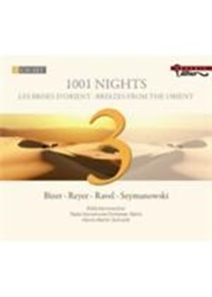1001 Nights - Breezes from the Orient (Music CD)