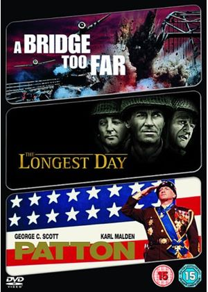 Longest Day / A Bridge Too Far / Patton