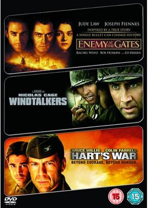 Enemy At The Gates / Windtalkers / Hart's War