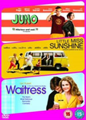 Comedy Triple - Juno / Little Miss Sunshine / The Waitress