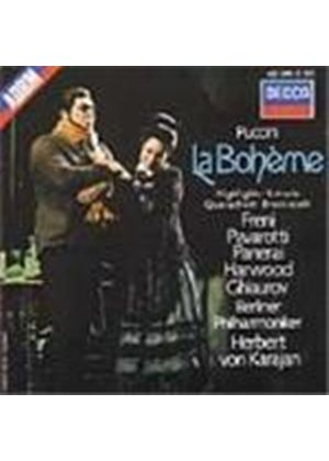 Giacomo Puccini - La Boheme Highlights (Bpo/Karajan) (Music CD)