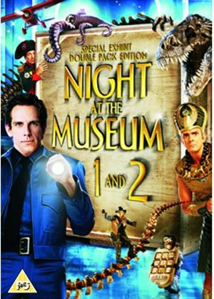 Night At The Museum / Night At The Museum 2 - Battle Of The Smithsonian