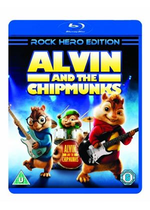 Alvin And The Chipmunks (Rock Hero Edition) (Blu-Ray)