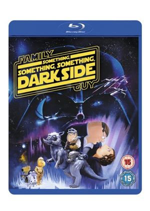 Family Guy - Something, Something, Something Dark Side (The Empire Strikes Back Ep. V) (Blu-Ray)