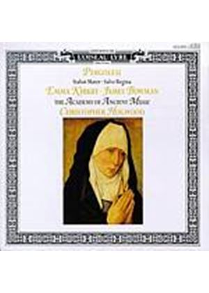 Giovanni Battista Pergolesi - Stabat Mater (Aam/Hogwood) (Music CD)
