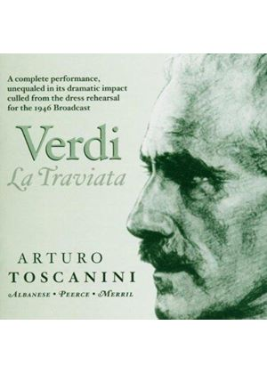 Verdi:La Traviata (Music CD)