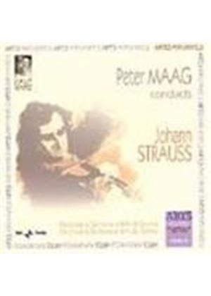 Strauss, J II: Waltzes and Polkas