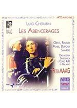 Luigi Cherubini - Les Abencerages - Opera In Three Acts (Maag, RAI SO Milan) (Music CD)