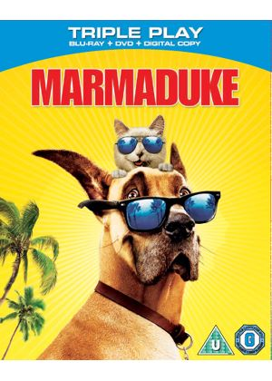 Marmaduke - Triple Play (DVD + Blu-ray + Digital Copy)