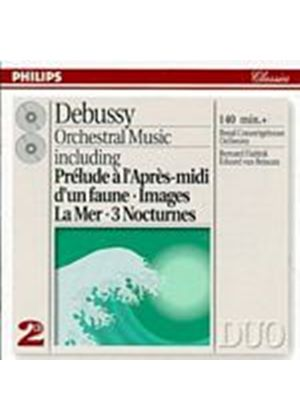 Claude Debussy - Orchestral Music (Concertgebouw/Haitink) (Music CD)