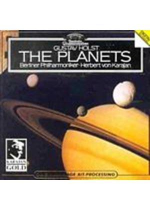 Gustav Holst - The Planets (BPO/Karajan) (Music CD)