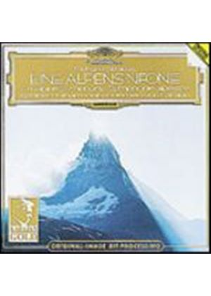 Richard Strauss - Alpine Symphony (BPO/Karajan) (Music CD)