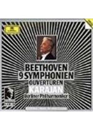 Beethoven: Symphonies and Overtures